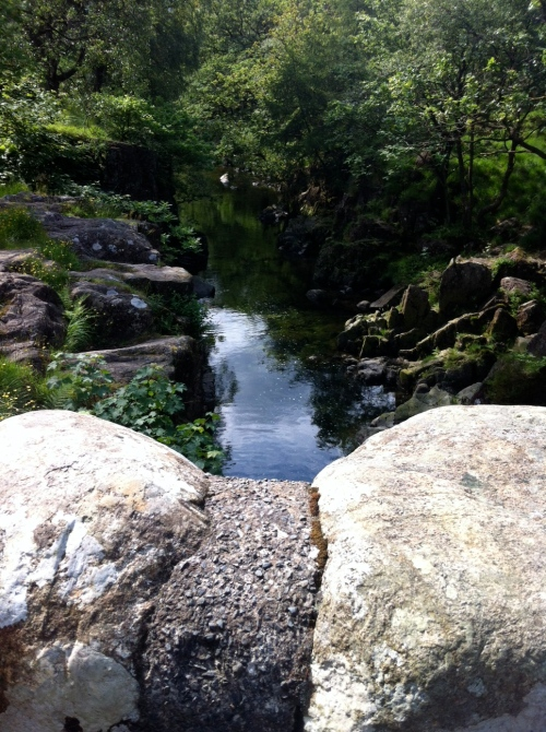 River Duddon at Birk's Bridge, Lake District
