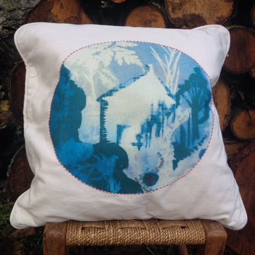 Little House cushion