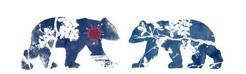 2bears cyanotype