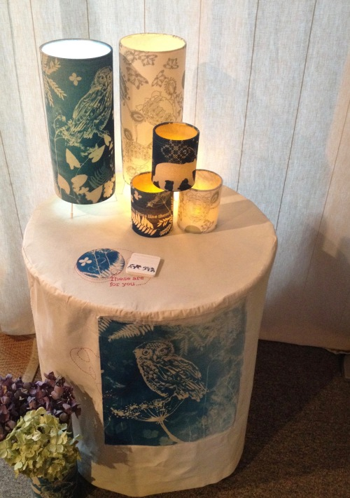 display by Kim Tillyer